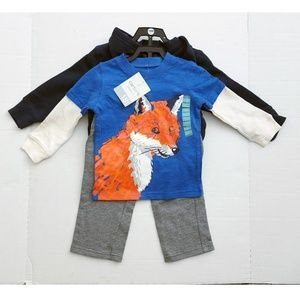 Carter's Boy's 3-piece set